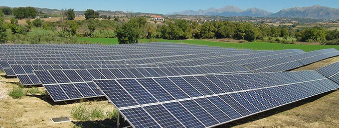 1.283 MWp PV Plant in Ilia, Greece