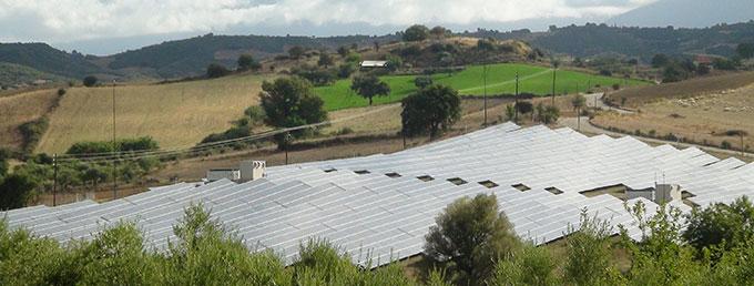 1.999 MWp PV Plant in Ilia, Greece