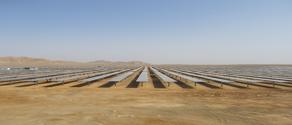 10MW PV Plant in Middle East