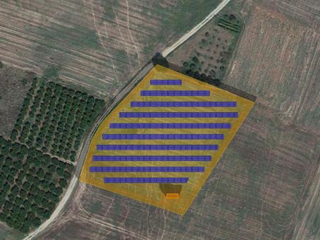 Solutopia 2 Energy Single Member Private Capital Company –  Tirnavos 2x500kW